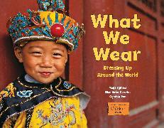 Cover-Bild zu What We Wear von Ajmera, Maya
