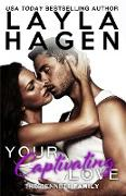 Cover-Bild zu Your Captivating Love (The Bennett Family, #2) (eBook) von Hagen, Layla