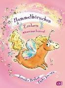 Cover-Bild zu Hummelhörnchen - Zaubern müsste man können! von Benkau, Jennifer