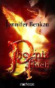 Cover-Bild zu Phoenixfluch (eBook) von Benkau, Jennifer