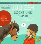 Cover-Bild zu Socke und Sophie von Zeh, Juli