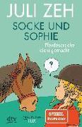 Cover-Bild zu Socke und Sophie - Pferdesprache leicht gemacht von Zeh, Juli