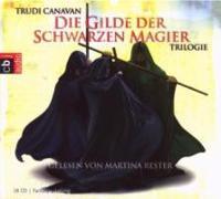 Cover-Bild zu Die Gilde der schwarzen Magier Trilogie von Canavan, Trudi