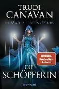 Cover-Bild zu Die Magie der tausend Welten - Die Schöpferin von Canavan, Trudi