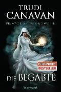 Cover-Bild zu Die Magie der tausend Welten - Die Begabte von Canavan, Trudi