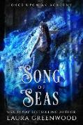 Cover-Bild zu Song Of Seas (Once Upon An Academy, #4) (eBook) von Greenwood, Laura