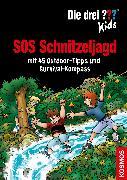 Cover-Bild zu Die drei ??? Kids, SOS Schnitzeljagd (drei Fragezeichen Kids) (eBook) von Blanck, Ulf