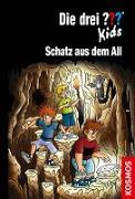 Cover-Bild zu Die drei ??? Kids, 88, Schatz aus dem All (drei Fragezeichen Kids) (eBook) von Blanck, Ulf