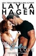 Cover-Bild zu Your Endless Love (The Bennett Family, #9) (eBook) von Hagen, Layla