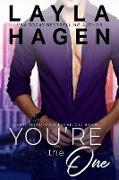 Cover-Bild zu You're The One (Very Irresistible Bachelors, #1) (eBook) von Hagen, Layla