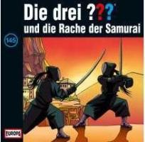 Cover-Bild zu Die drei ??? und die Rache der Samurai