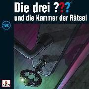 Cover-Bild zu Die drei ??? 190 und die Kammer der Rätsel (Fragezeichen)
