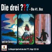 Cover-Bild zu Die drei ??? - 3er Box 41 (Folgen 122, 123, 124)
