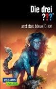 Cover-Bild zu Die drei ???: und das blaue Biest von Buchna, Hendrik