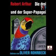 Cover-Bild zu Die drei ??? und der Super-Papagei