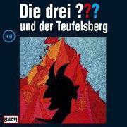 Cover-Bild zu Die drei ??? und der Teufelsberg von Hitchcock, Alfred (Erstverf.)