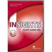 Cover-Bild zu Insights Level 5 Class Audio CD von Prowse, Philip