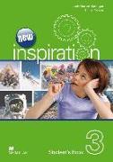 Cover-Bild zu New Inspiration Level 3. Student's Book von Garton-Sprenger, Judy