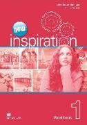 Cover-Bild zu New Inspiration Level 1. Workbook von Garton-Sprenger, Judy