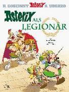 Cover-Bild zu Asterix als Legionär von Goscinny, René (Text von)