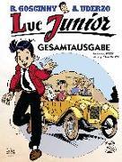 Cover-Bild zu Luc Junior Gesamtausgabe von Goscinny, René (Text von)