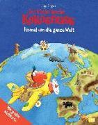 Cover-Bild zu Der kleine Drache Kokosnuss - Einmal um die ganze Welt von Siegner, Ingo