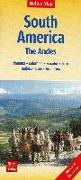 Cover-Bild zu Nelles Map South America - The Andes 1 : 4. 500. 000