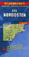 Cover-Bild zu USA Nordosten 1 : 700 000. Hildebrand's Urlaubskarte