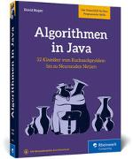 Cover-Bild zu Algorithmen in Java