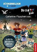 Cover-Bild zu Die drei ??? Kids, Bücherhelden 2. Klasse, Geheime Flaschenpost von Scheller, Anne