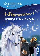 Cover-Bild zu Sternenschweif, Bücherhelden 2. Klasse, Rettung im Mondschein (eBook) von Chapman, Linda