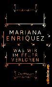 Cover-Bild zu Was wir im Feuer verloren (eBook) von Enríquez, Mariana