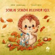 Cover-Bild zu Schlaf schön, kleiner Igel (Mini-Ausgabe) von Schoenwald, Sophie