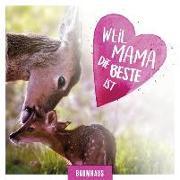 Cover-Bild zu Weil Mama die Beste ist von Schoenwald, Sophie