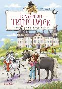 Cover-Bild zu Ponyschule Trippelwick - Hörst du die Ponys flüstern? (eBook) von Mattes, Ellie