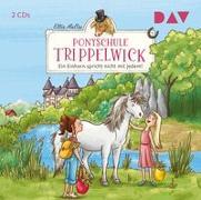 Cover-Bild zu Ponyschule Trippelwick - Teil 2: Ein Einhorn spricht nicht mit jedem! von Mattes, Ellie