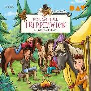 Cover-Bild zu Ponyschule Trippelwick - Teil 5: Da lachen ja die Ponys von Mattes, Ellie