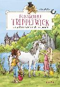 Cover-Bild zu Ponyschule Trippelwick - Ein Einhorn spricht nicht mit jedem (eBook) von Mattes, Ellie