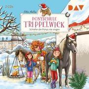 Cover-Bild zu Ponyschule Trippelwick - Teil 3: Schiefer die Ponys nie singen von Mattes, Ellie