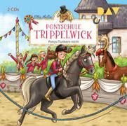 Cover-Bild zu Ponyschule Trippelwick - Teil 4: Ponys flunkern nicht von Mattes, Ellie