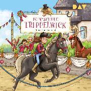 Cover-Bild zu Ponyschule Trippelwick - Teil 4: Ponys flunkern nicht (Audio Download) von Mattes, Ellie