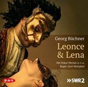 Cover-Bild zu Leonce und Lena von Büchner, Georg