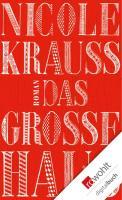 Cover-Bild zu Das große Haus (eBook) von Krauss, Nicole