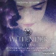Cover-Bild zu Wütender Sturm (Audio Download) von Aveyard, Victoria