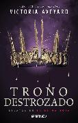 Cover-Bild zu Trono destrozado (eBook) von Aveyard, Victoria