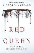 Cover-Bild zu Red Queen von Aveyard, Victoria