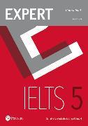 Cover-Bild zu Expert IELTS Band 5 Student's Book w/Online Audio von Boyd, Elaine