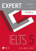 Cover-Bild zu Expert IELTS 5 Coursebook Online Audio and MyEnglishLab Pin Pack von Boyd, Elaine