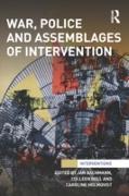 Cover-Bild zu War, Police and Assemblages of Intervention (eBook) von Bachmann, Jan (Hrsg.)