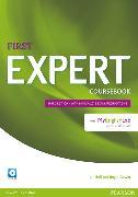 Cover-Bild zu Expert First 3rd Edition Coursebook with MyEnglishLab von Bell, Jan